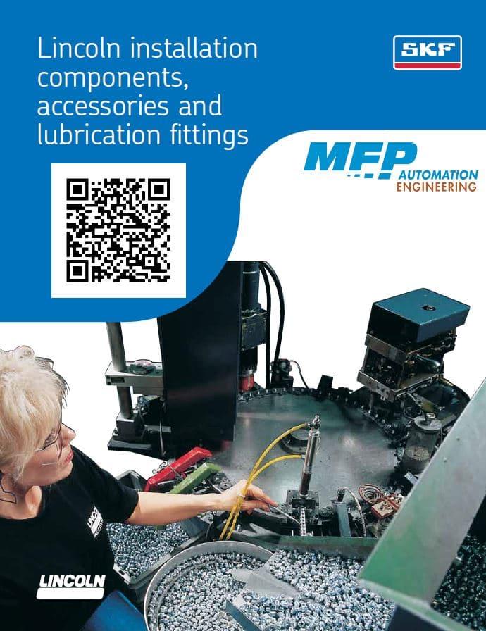 Lubrication Fitacc Installcomp