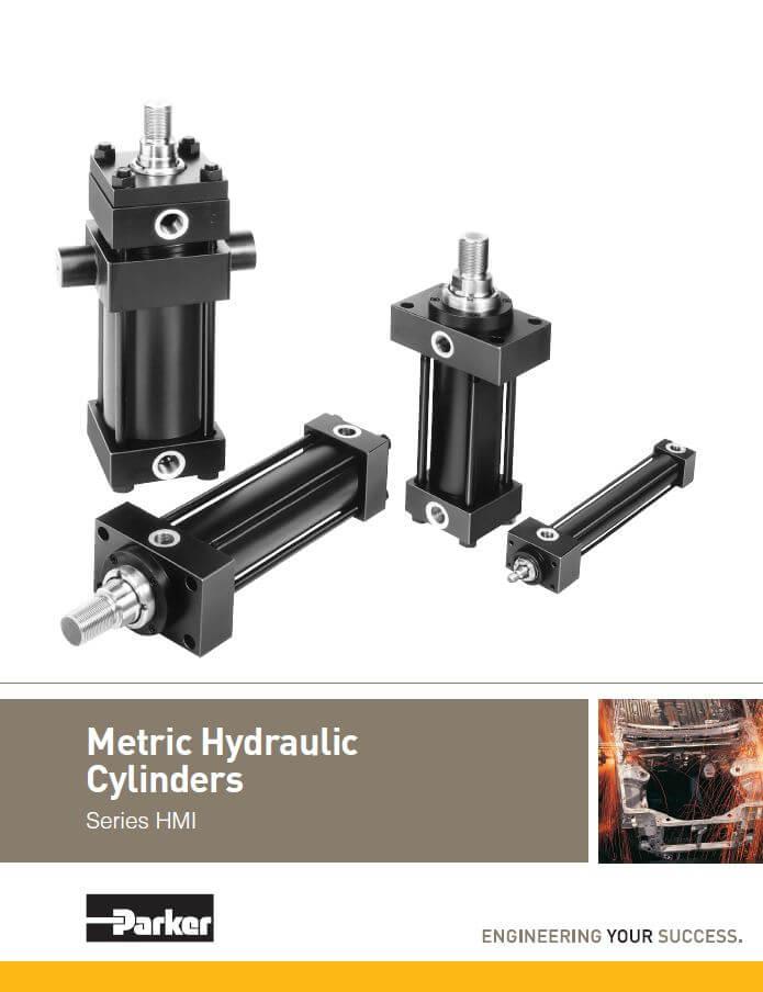 Metric Hydraulic Cylinders