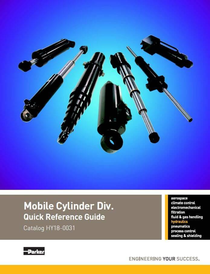 Mobile Cylinder Div. Quick Ref