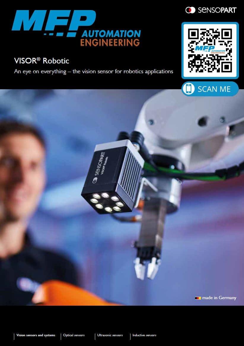 Sensopart Visor Robotic