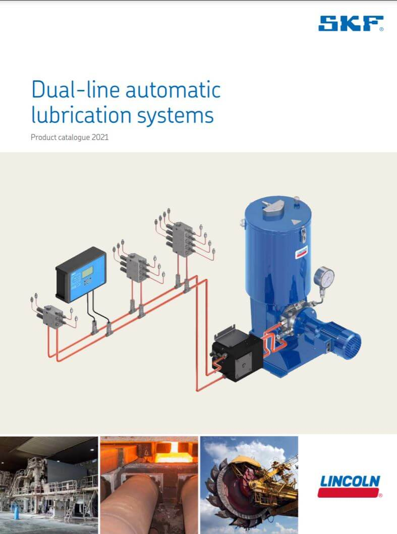 Skf Dual Linesys
