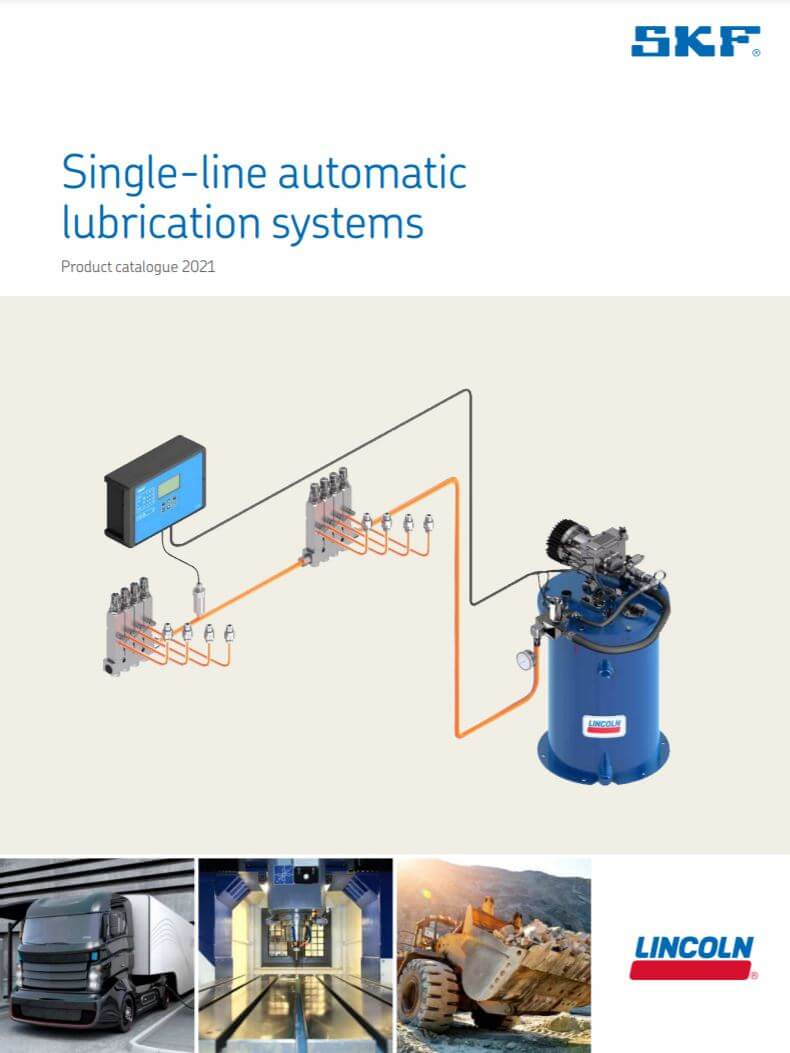 Skf Single Linesys