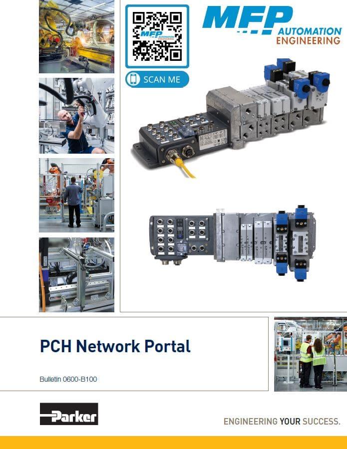 Pch Network Portal Parker