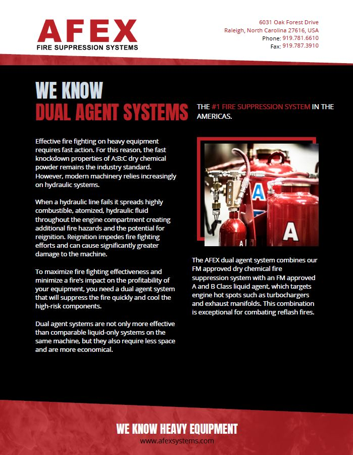 Afex Dual Agent Systems